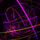 VJ Colorful Neon Stroke Dance - VideoHive Item for Sale