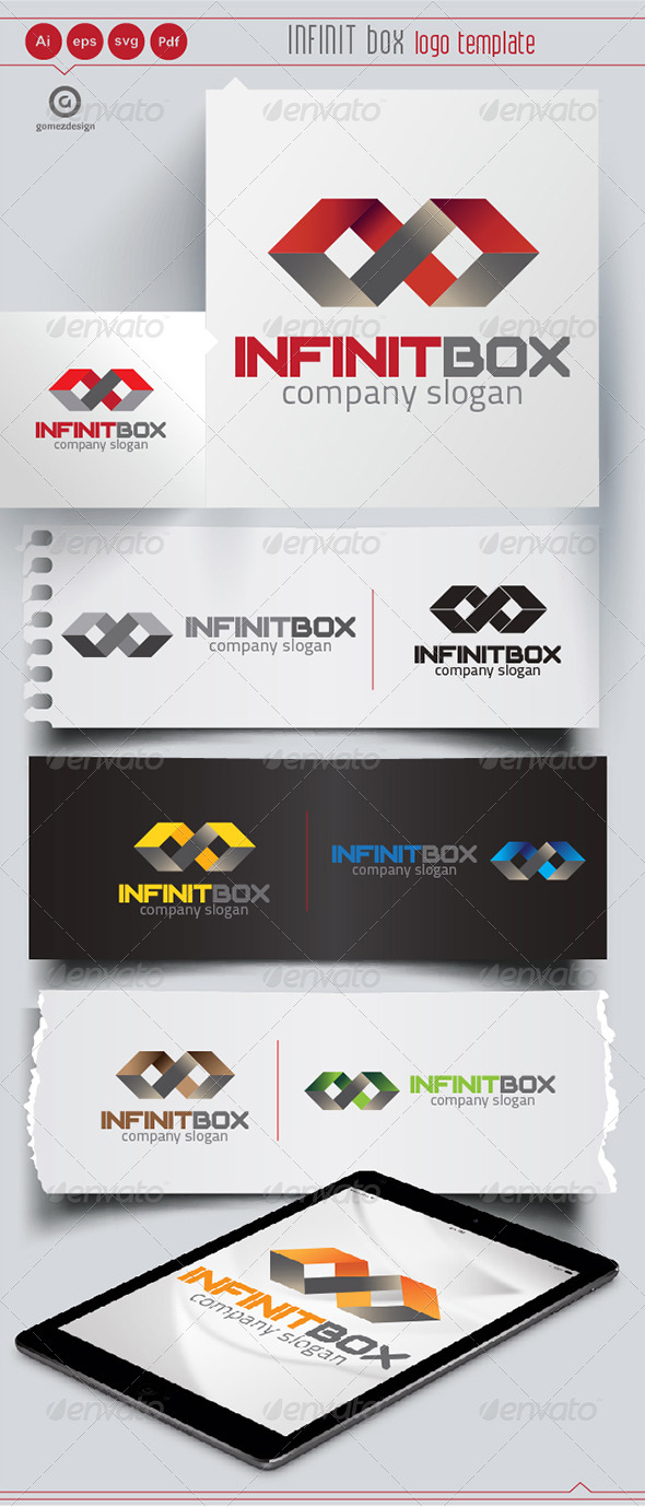 GraphicRiver Infinit Box 6925853