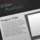 Silver Portfolio - ThemeForest Item for Sale