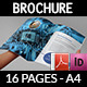 Corporate Brochure Template Vol.27 - 16 Pages - GraphicRiver Item for Sale