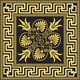 Traditional Vintage Gold Greek Ornament  - GraphicRiver Item for Sale