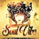 Soul Vibe Flyer - GraphicRiver Item for Sale