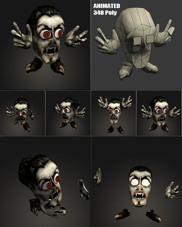 3DOcean mini Vampire 6942419