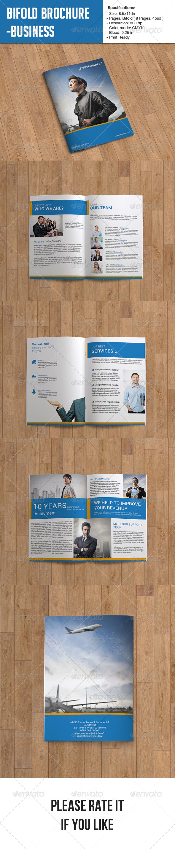 GraphicRiver Business Brochure 6942468