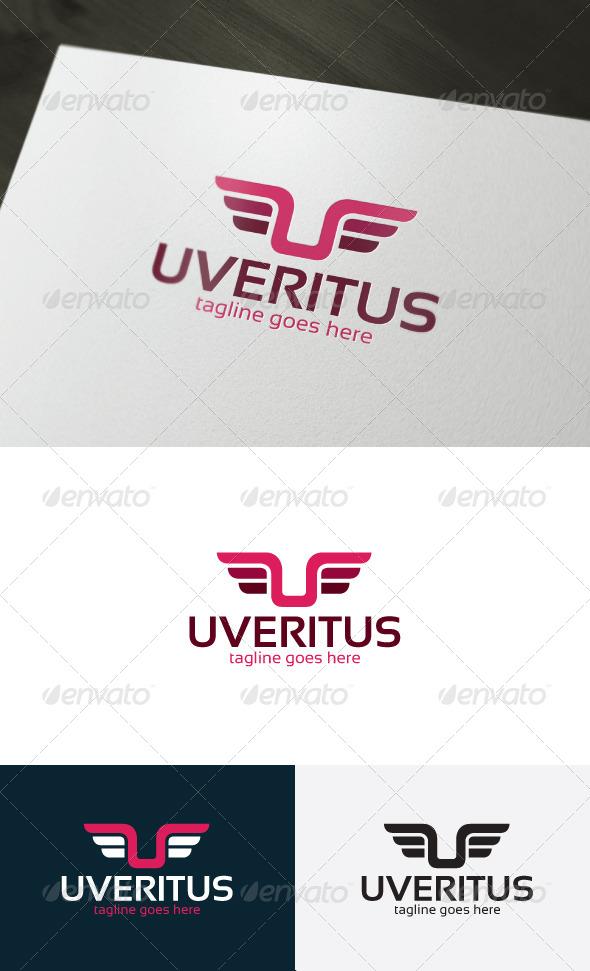 GraphicRiver Uveritus Logo 6942594