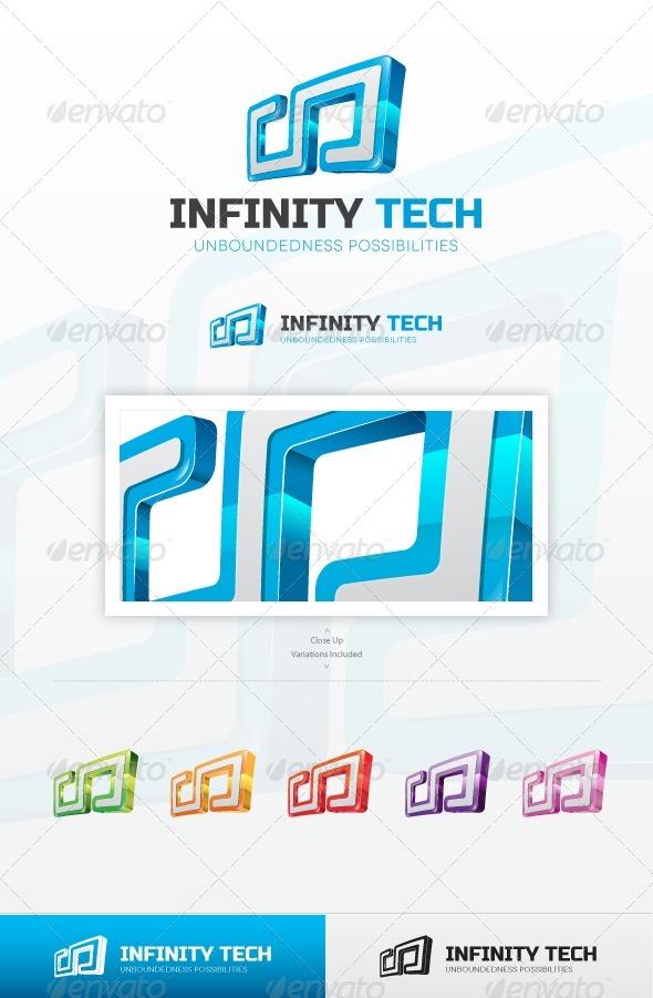 GraphicRiver Infinitech Logo 6942677