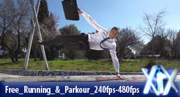 Free Running & Parkour