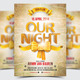 Our Night Party Flyer / Poster - 11 - GraphicRiver Item for Sale