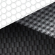 Background of Several Carbon Fiber Patterns - GraphicRiver Item for Sale