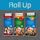 Multipurpose Business Roll-Up Banner Vol-12