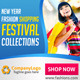 Multipurpose Fashion & Shopping Web Banners - GraphicRiver Item for Sale