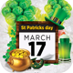St. Patricks Day Flyer v.2 - GraphicRiver Item for Sale