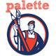 Palette Fine Art Supplies Logo - GraphicRiver Item for Sale