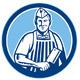 Prime Cut Butcher Logo - GraphicRiver Item for Sale