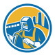 Mech Machinist and Welder Fabricator Logo - GraphicRiver Item for Sale