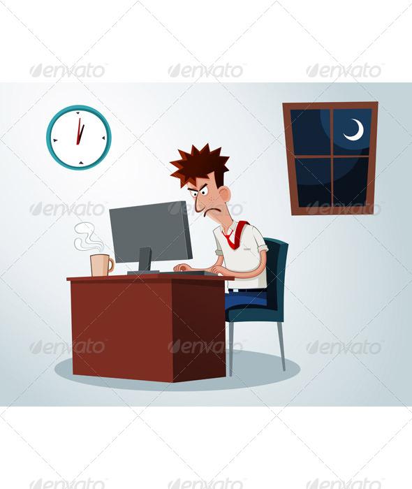 Working Overtime