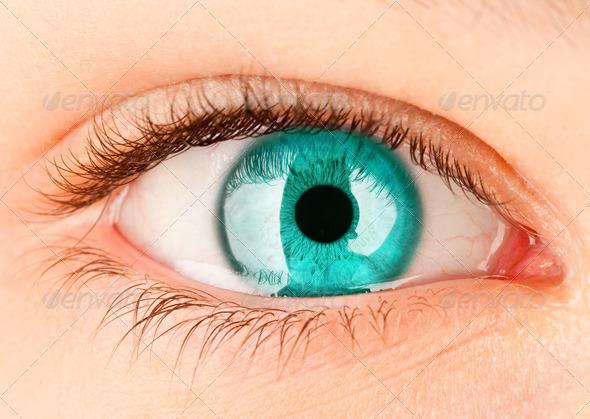 PhotoDune eye 727721