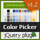 jQuery Color Picker - CodeCanyon Item for Sale