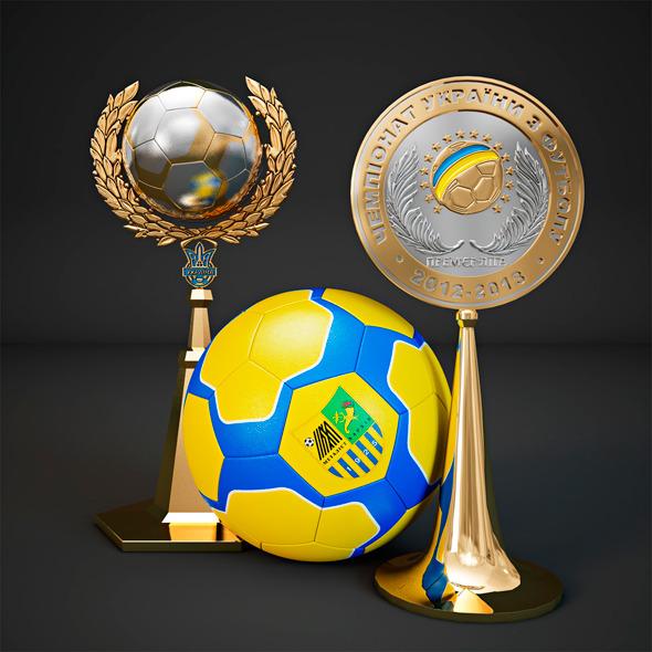 3DOcean Football Cup 6947406