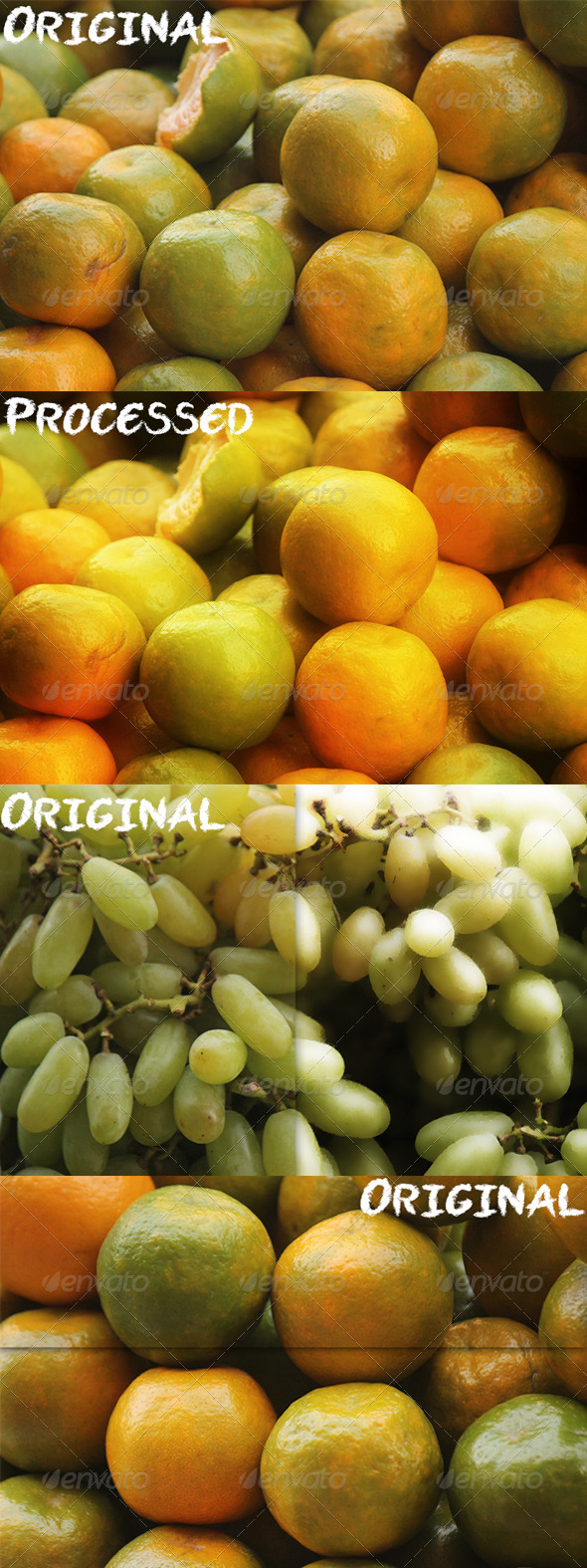 GraphicRiver Fruit Photo Effects 6948265