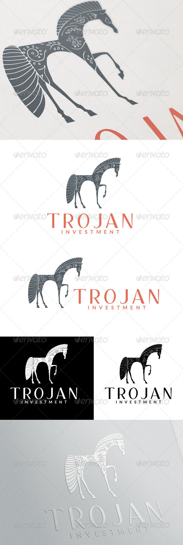 GraphicRiver TROJAN 6949522