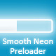 Smooth Neon Preloader - ActiveDen Item for Sale