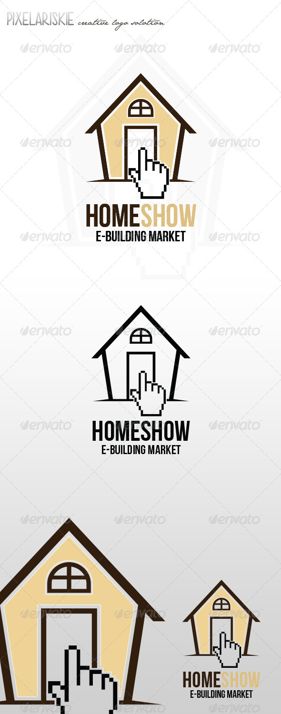 GraphicRiver Home Show Logo 6949952