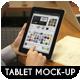 Tablet Pad Mock-Up - GraphicRiver Item for Sale
