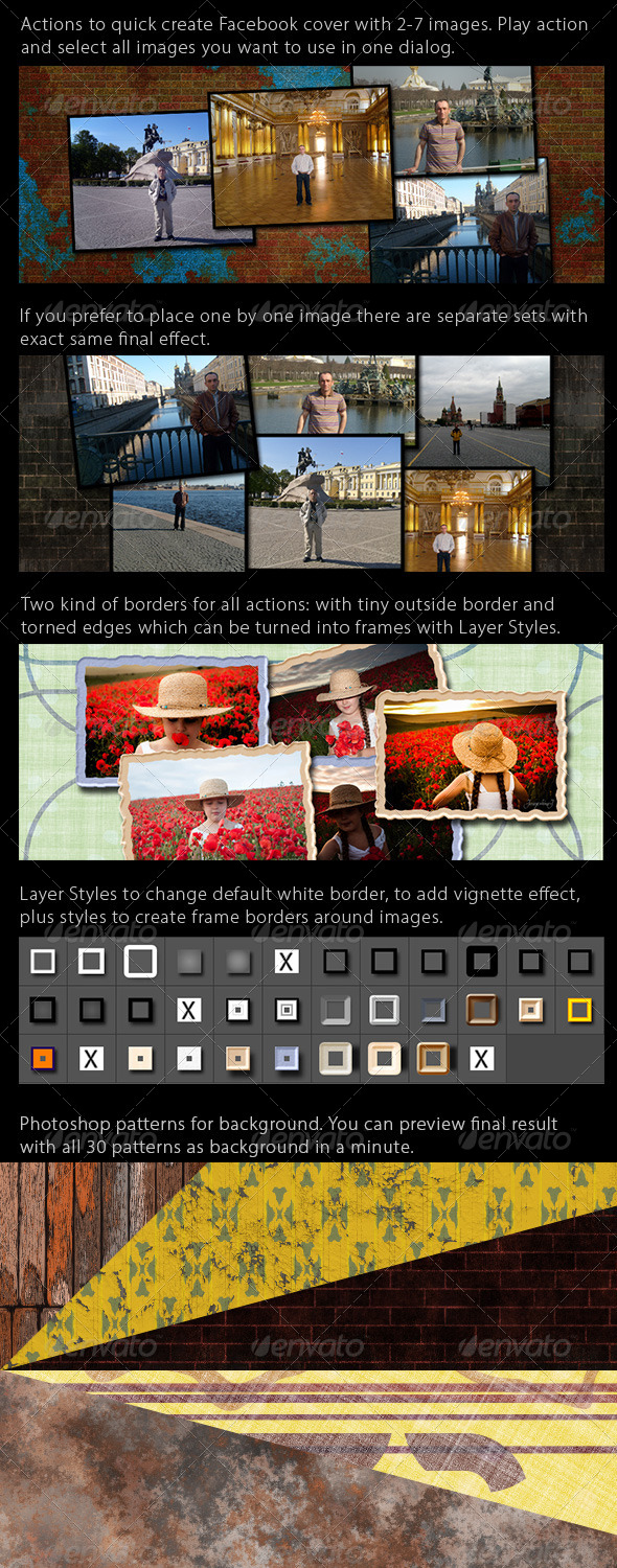 GraphicRiver Facebook Cover Creation Kit 6952386