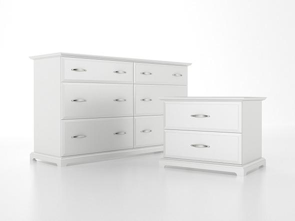 Ikea Birkeland - 3DOcean Item for Sale