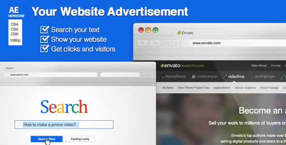 Your Website Advertisement