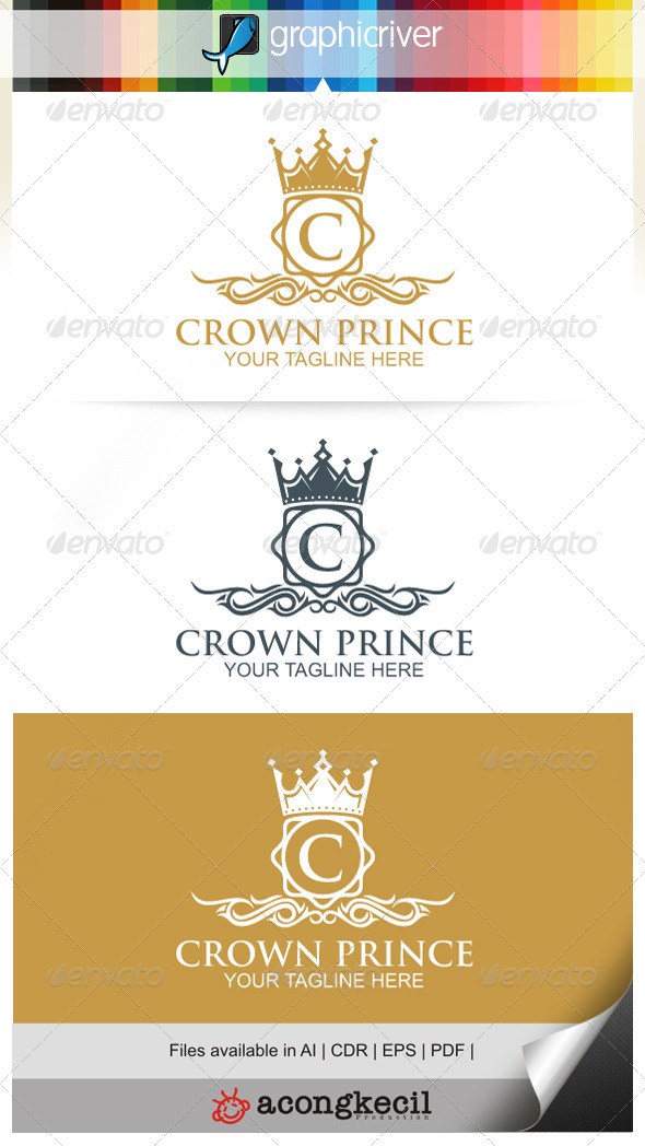 GraphicRiver Crown Prince 6953008