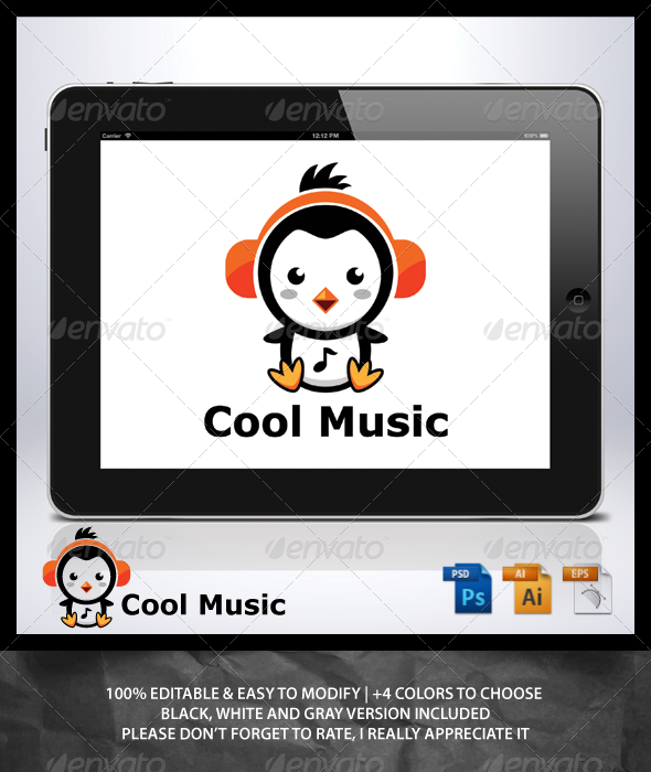GraphicRiver Cool Music 6953691