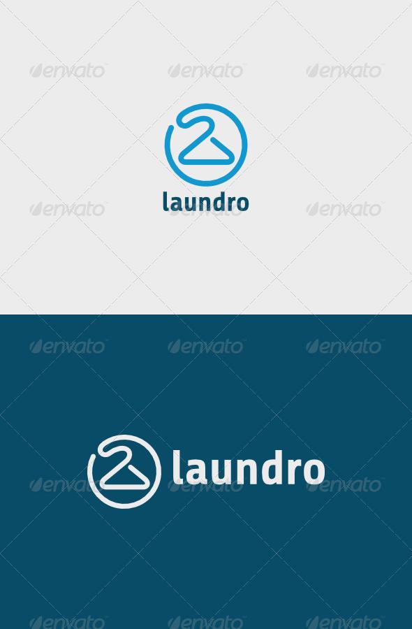 GraphicRiver Laundro Logo 6954448