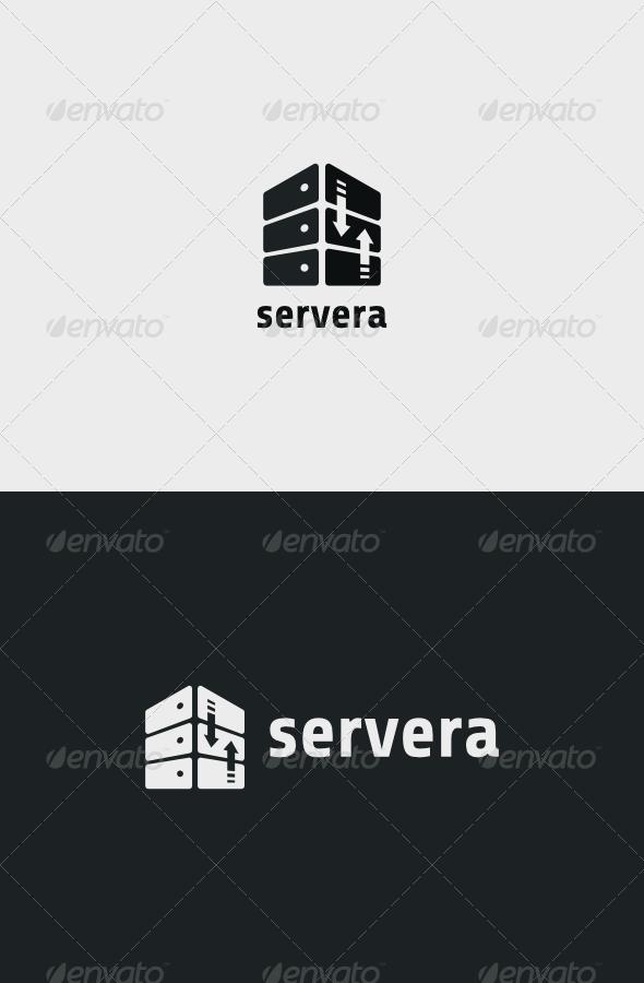 GraphicRiver Servera Logo 6954569