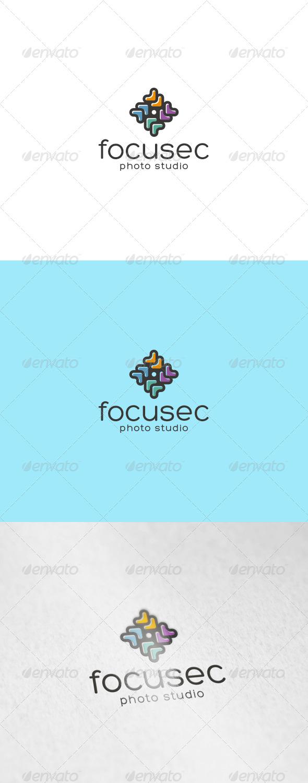 GraphicRiver Focusec Logo 6956075