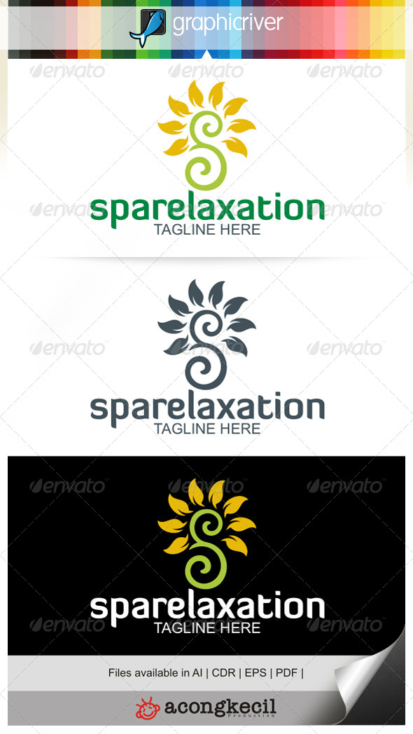 GraphicRiver Spa Relaxation 6956514
