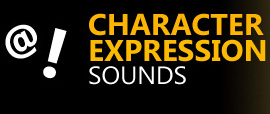 Character Expression Sounds