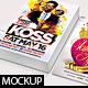 Flyer Poster Mockups V3 - GraphicRiver Item for Sale
