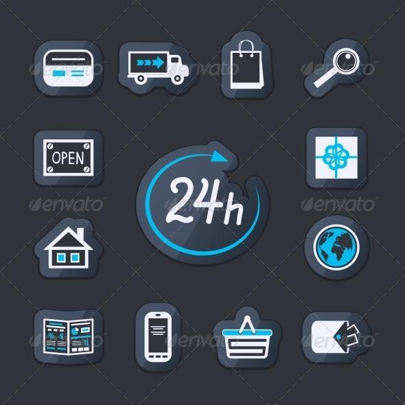 Internet Website Store Open 24 Hours