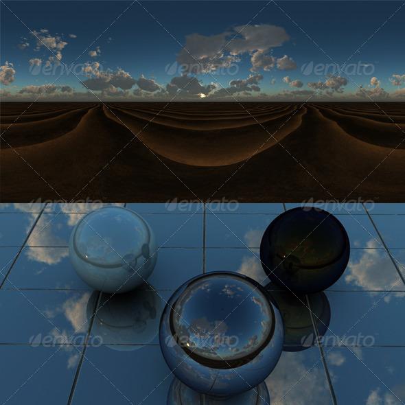 3DOcean Desert 92 6958396