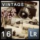 16 Premium Vintage Lightroom Presets - GraphicRiver Item for Sale
