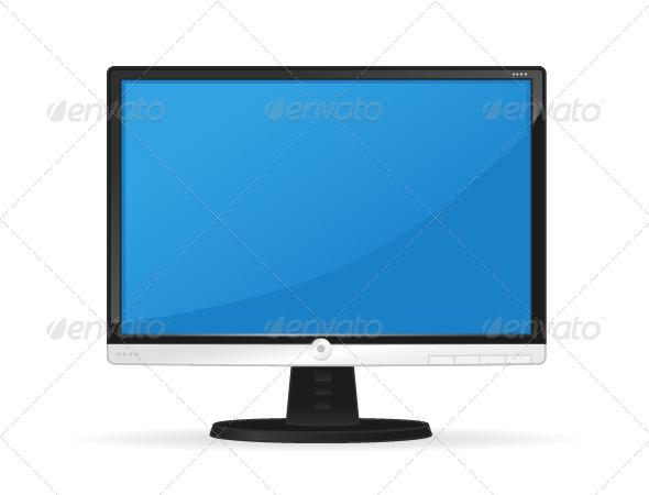 GraphicRiver Monitor 6959659