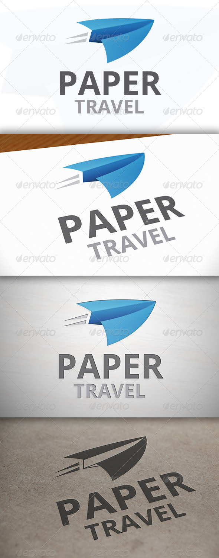 Paper Travel Logo