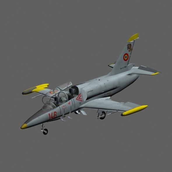 3DOcean Aero L-39 ZA 6964075