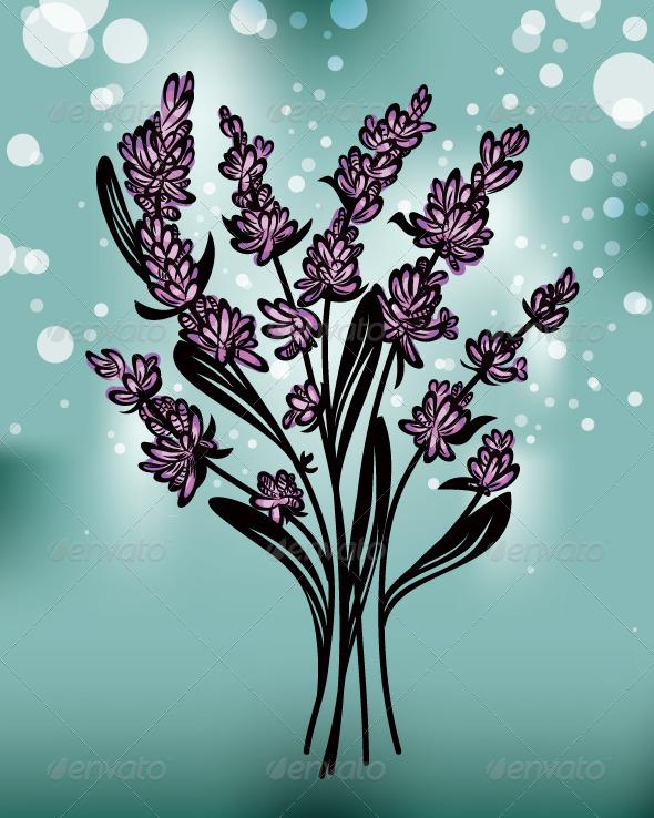 GraphicRiver Lavender 6964118