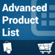 Advanced Product List