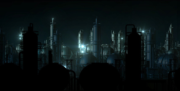 Industrial Panorama 8