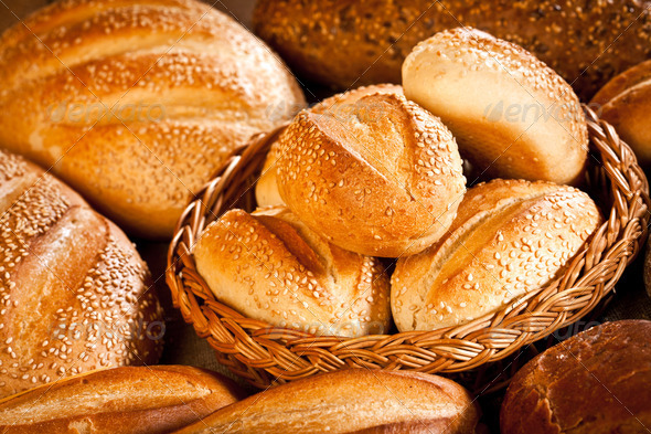 Stock Photo - PhotoDune bread 729536