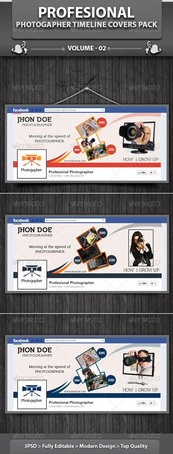 Photogapher FB Timeline Volume 1